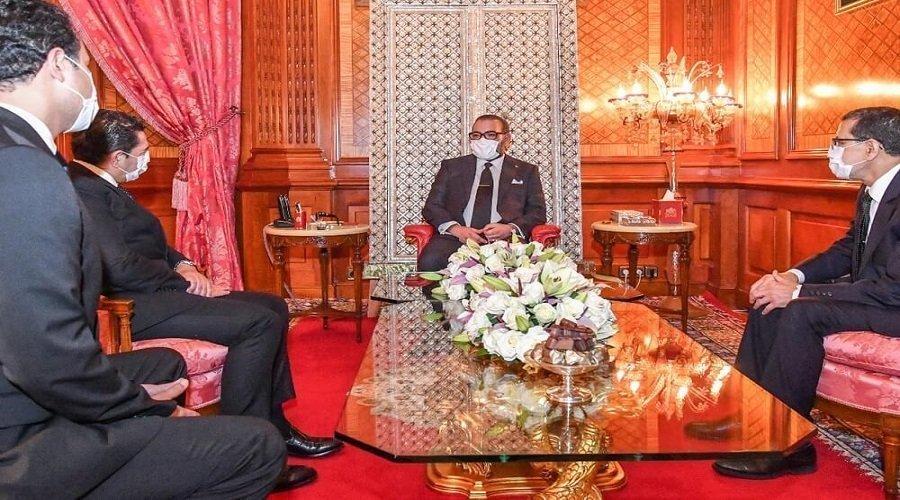 الملك يترأس مجلسا وزاريا قُدّم خلاله قانون المالية التعديلي ويعيّن 20 سفيرا