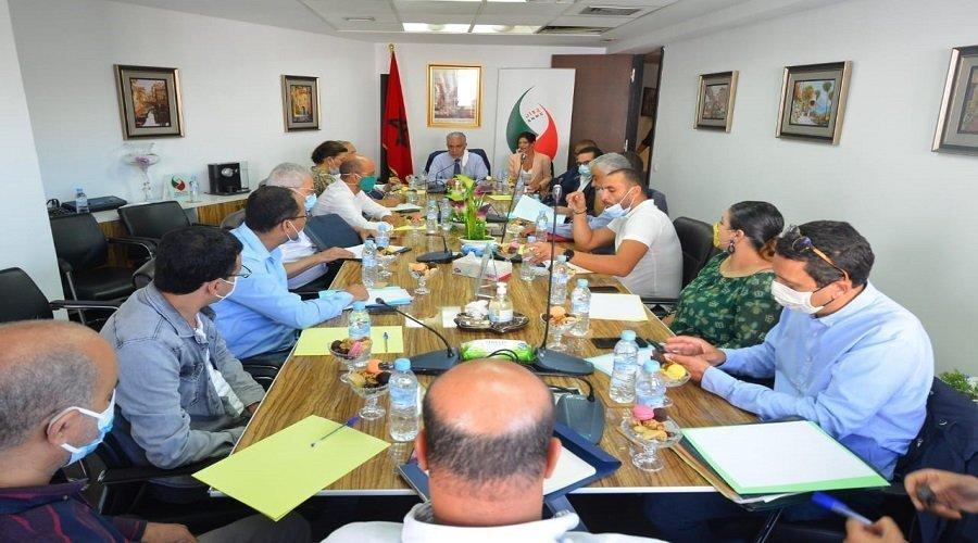 بالصور.. الجمعية الوطنية للإعلام والناشرين تناقش وضعية الصحافة بالمغرب