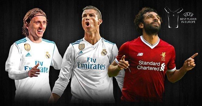 """""""يويفا"""" يصدم رونالدو.. ويكشف عن اسم أفضل لاعب في أوروبا"""