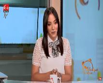 المدونة ندى تحكي عن خبايا السوشيال ميديا في صباحكم مبروك