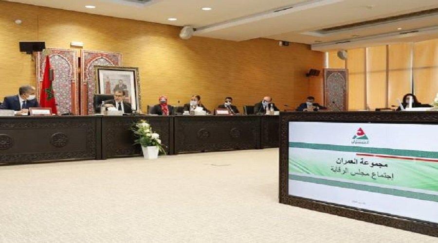 العثماني يدعو مجموعة العمران إلى اعتماد مقاربة جديدة لما بعد الجائحة