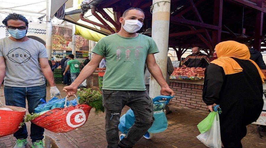 تونس تفرض حظر التجول للحد من تفشي كورونا