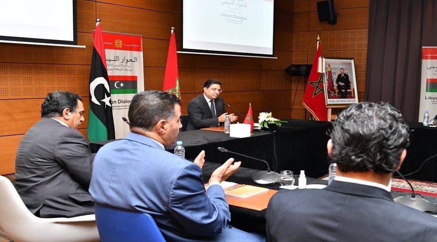 استئناف مفاوضات الفرقاء الليبيين بالمغرب الأحد القادم