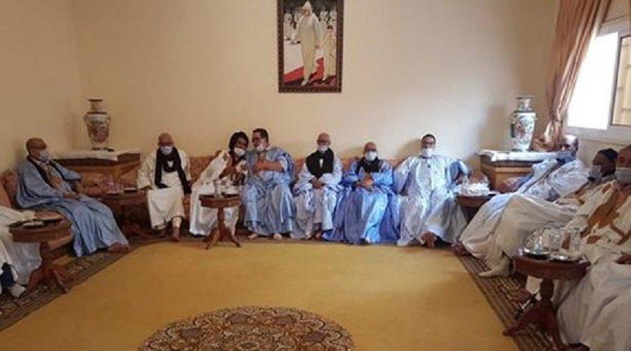 شيوخ قبائل الصحراء المغربية يردون على استفزازات البوليساريو