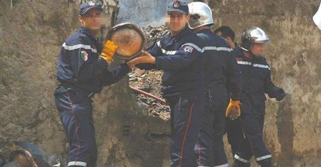 وزان.. وفاة طفلة وإصابة 4 بحروق إثر انفجار قنينة غاز