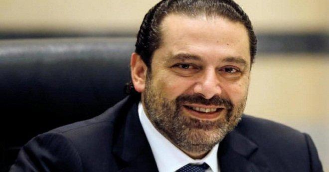 """سعد الحريري : """"لا أقبل بمواقف حزب الله التي تمس أشقاءنا العرب"""""""