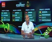 كليسة رياضية مع اسامة : مشاركة المغرب في كأس إفريقيا للأمم في كرة السلة