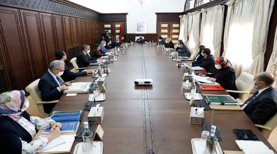 مجلس الحكومة يتدارس سريان مفعول حالة الطوارئ الصحية بالمملكة