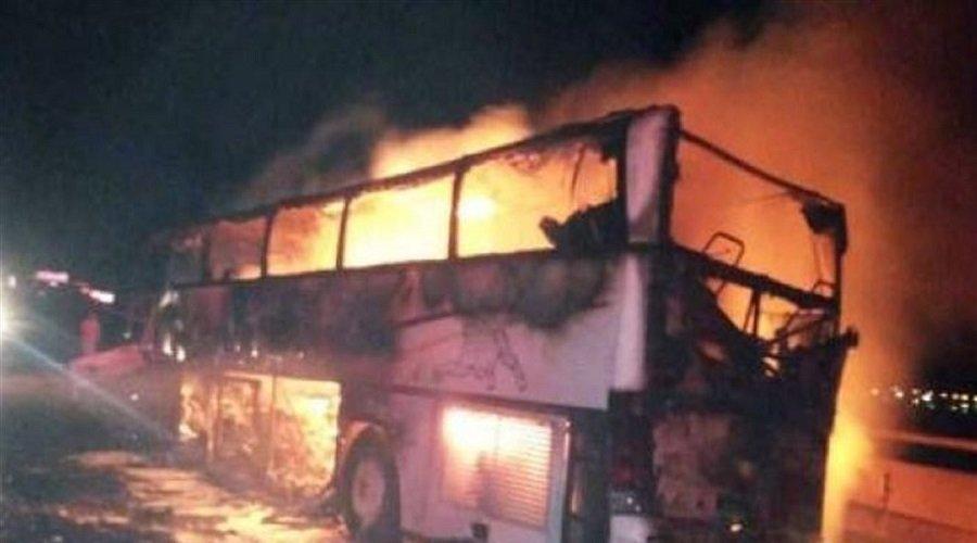 مصرع 35 شخصا في حادث سير مروع بالسعودية