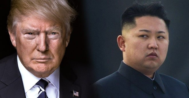 لقاء تاريخي بين ترامب و كيم جونغ زعيم كوريا الشمالية