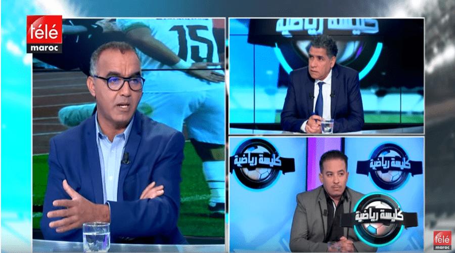 كليسة رياضية : رئيس رجاء بني ملال يحكي معاناة الفريق مع الحكام والملعب المغلق