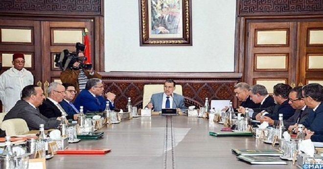 مجلس الحكومة يصادق على مشروع مرسوم بتطبيق مقتضيات القانون المتعلق بالمقالع
