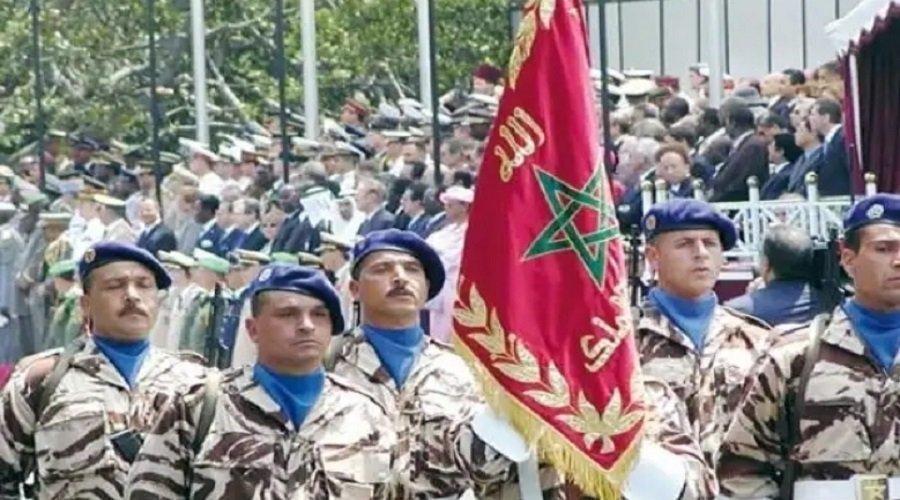 القوات المسلحة تحتفل بالذكرى 63 لتأسيسها