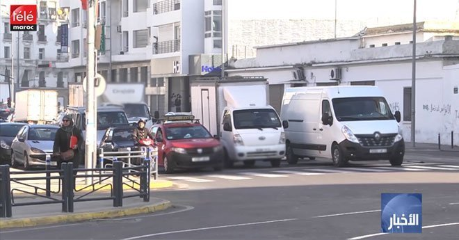 c82e46c93 فيديو .. إجراءات جديدة ضد المتهربين من أداء ضريبة السيارات - تيلي ماروك