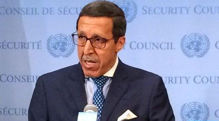"""السفير هلال يرد على وزير الخارجية الجزائري : """"شعب القبائل أحق"""