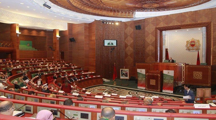 مجلس المستشارين يصادق على الجزء الأول من قانون المالية