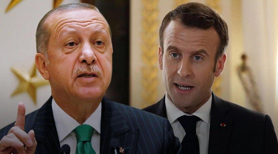تركيا تتهم ماكرون بقلب الحقائق وتذكره بماضي فرنسا المظلم