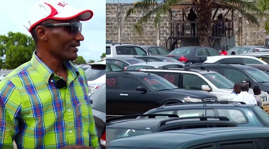 ساغا أفريكا تقتفي مسار المغربي مصطفى الحبوس صاحب أكبر محل لبيع السيارات المستعملة بكوتونو