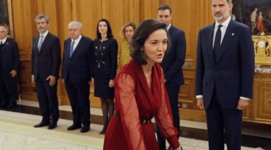 وزيرة السياحة الإسبانية تتلقى تهديدا بالقتل