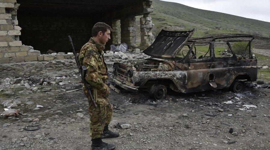قتلى وجرحى في اشتباكات على حدود أرمينيا وأذربيجان