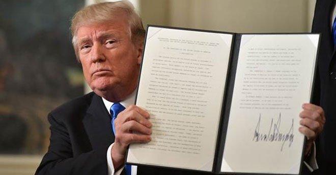 الرئيس ترامب يعترف رسميا بالقدس عاصمة لإسرائيل