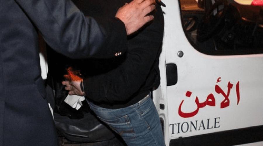 أمن طنجة يوقف المتورط في جريمة الاعتداء على مواطنة ألمانية