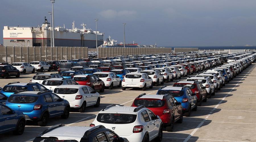 مبيعات السيارات الجديدة ستنخفض بنسبة 25 الى 30 بالمائة في 2020