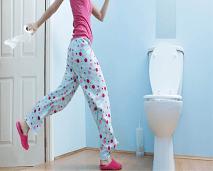 مشكل التبول عند المرأة، أسبابه وعلاجه