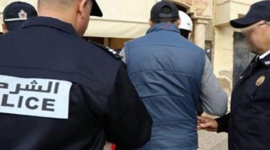48df32be7 تفاصيل توقيف ضابط شرطة ممتاز متلبسا بتسلم مبلغ مالي كرشوة - تيلي ماروك