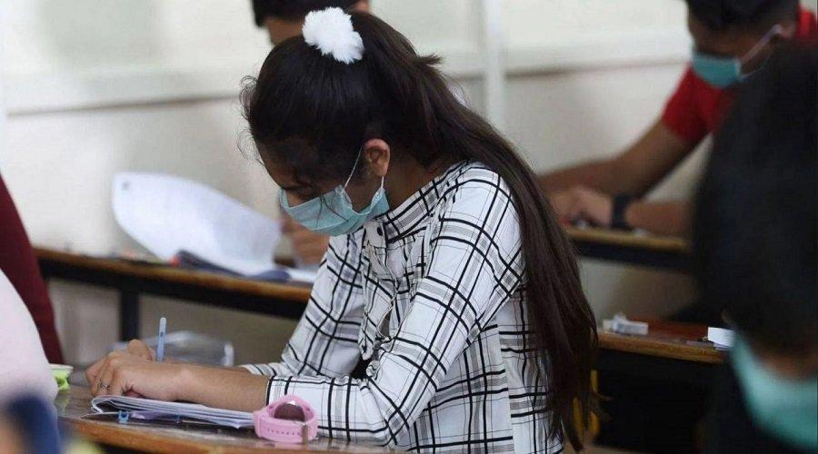 38 تلميذًا مصابًا بكورونا يجتازون الامتحان الجهوي