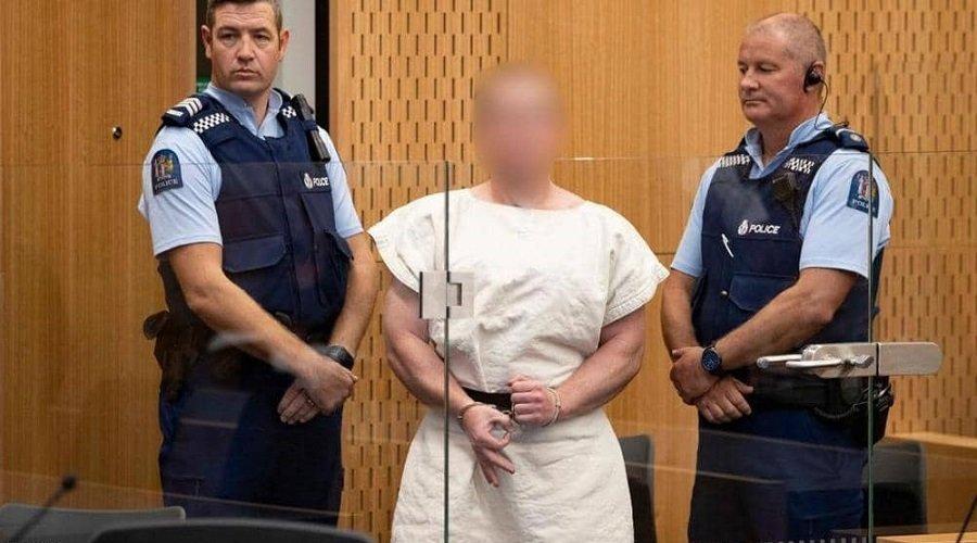 تفاصيل أولى جلسات محاكمة منفذ الهجوم الإرهابي على مسجدين بنيوزيلندا