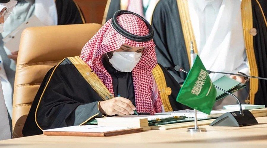 """قادة الدول الخليجية يوقعون بيان """"التضامن والاستقرار"""""""