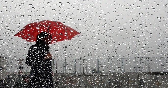 مقاييس التساقطات المطرية بالمملكة خلال ال24 ساعة الماضية