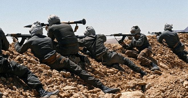 """الجزائر تدرّب مرتزقة """"البوليساريو"""" على الحرب ضد المغرب"""