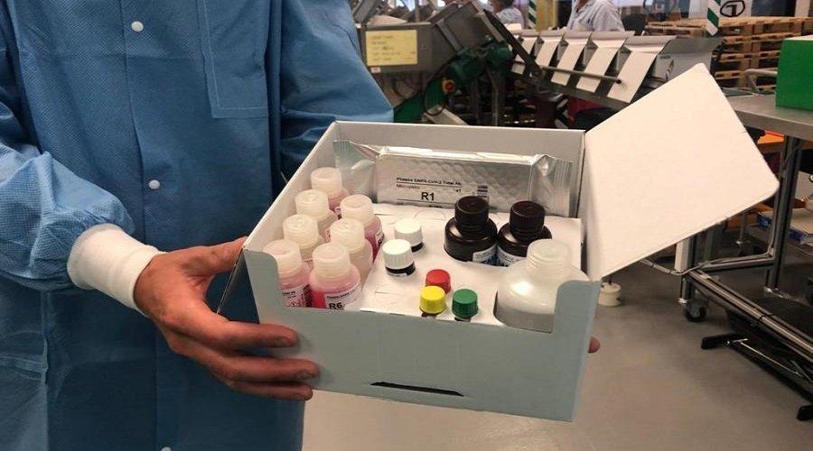 شركة تسرع من وتيرة إنتاج اختبار مصل  يتميز بدقة أزيد من 99 بالمائة
