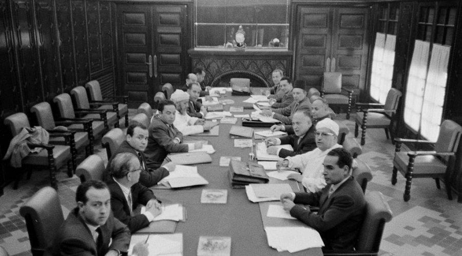 وثائق سرية تكشف كواليس أول تعديل وزاري في تاريخ المغرب