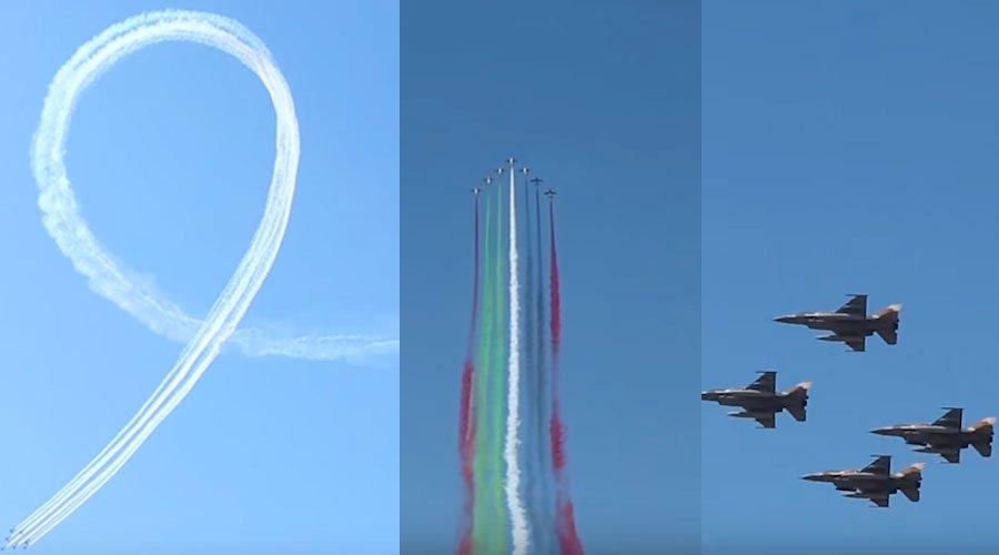 معرض مراكش الدولي للطيران بعين تيلي ماروك
