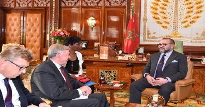 """مجلس الأمن يدعم جهود المبعوث الأممي """"كوهلر"""" لحل نزاع الصحراء المغربية"""