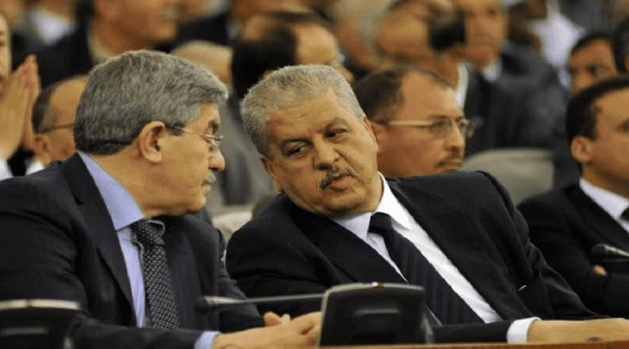 """الجزائر.. رئيس الحكومة الأسبق سلال يلتحق بأويحيى في سجن """"الحراش"""""""