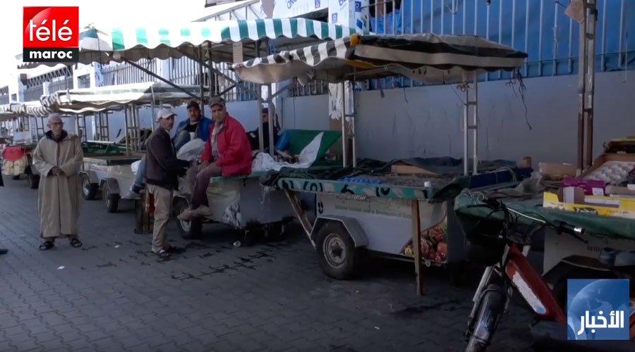 تعثر إنجاز 400 مرآب مخصص لعربات نقل البضائع بالدار البيضاء