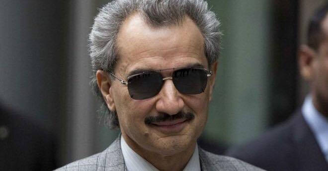 الوليد بن طلال يتحدث عن حملة الفساد وهذا رأيه في مقتل خاشقجي