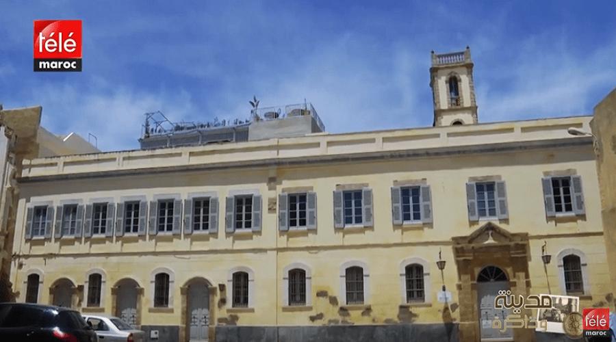 القلعة البرتغالبة إحياء وترميم بعد 50سنة من الإخلاء