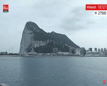 مضيق جبل طارق: سباق على ورقة سيادة بين اسبانيا وإنجلترا