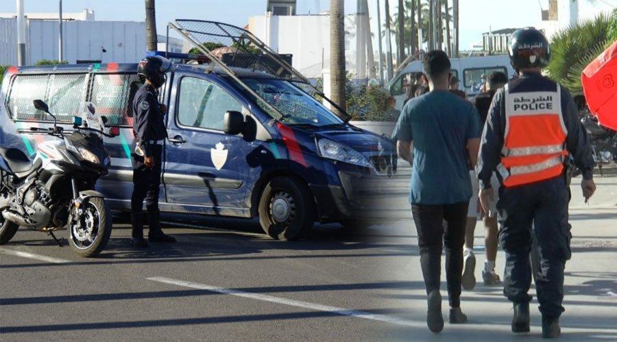 اعتقالات وشغب في «ديربي كازابلانكا»