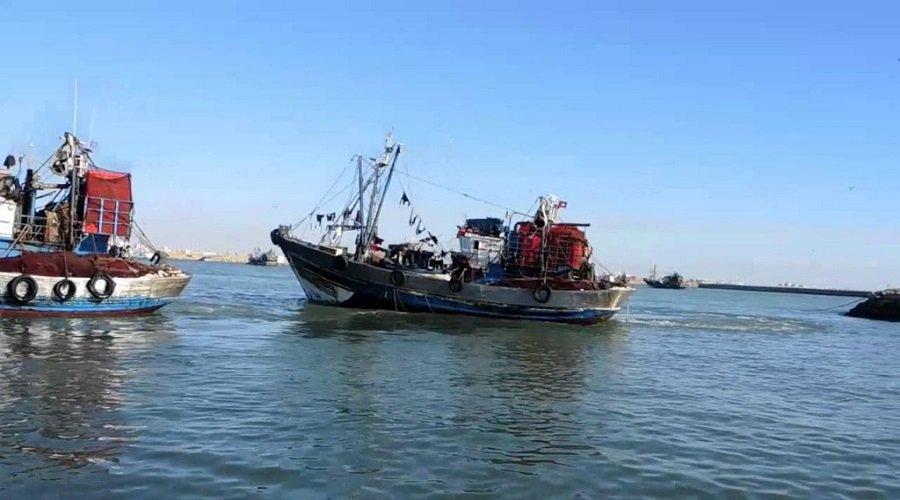 وزارة الفلاحة والصيد البحري تفرج عن قرار يحدد القوارب المسموح لها