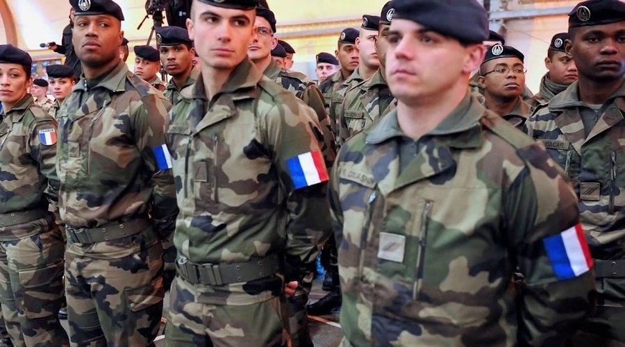 تسجيل 1500 إصابة بكورونا في صفوف الجيش الفرنسي