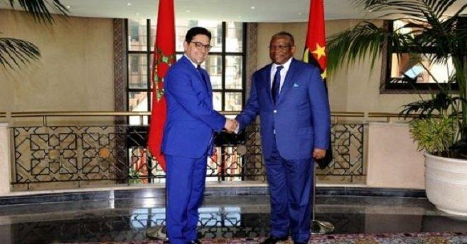 بعد ربع قرن من القطيعة.. تعليمات ملكية لعودة العلاقات بين المغرب وأنغولا