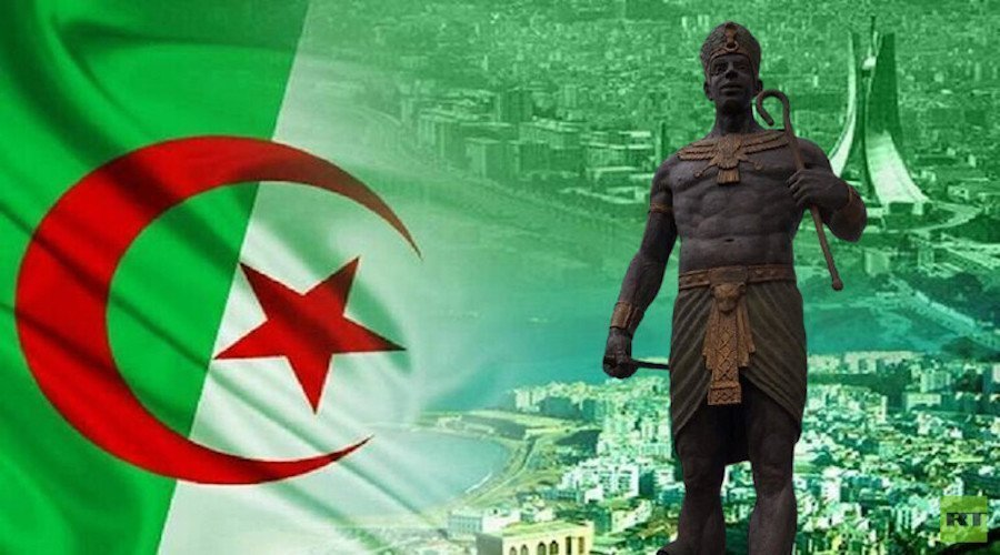 تمثال شيشناق الجزائري يفجر جدلاً يمتد إلى مصر وليبيا حول أصوله