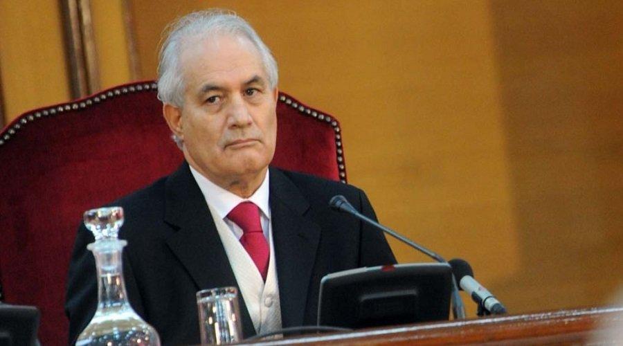 """استقالة رئيس المجلس الدستوري الجزائري والمحتجون يطالبون بإسقاط باقي """"الباءات"""""""