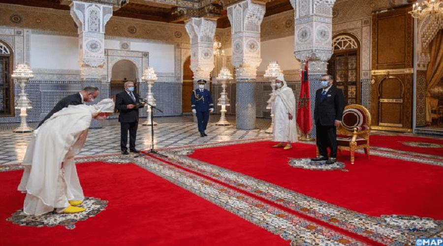 الملك يعين عبد النباوي رئيسا منتدبا للمجلس الأعلى للسلطة القضائية